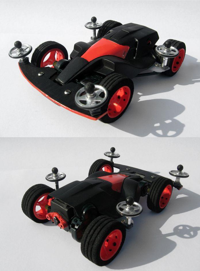 Dash 001 Great Emperor by Aran  Street Mini 4wd  | Mini 4WD | #Mini4WD | #Tamiya | #ミニ四駆