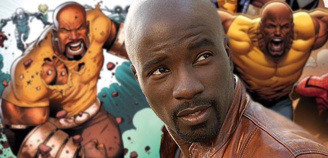 ohmygrodd:Don't Expect A Watered Down Luke Cage In Marvel's 'Jessica Jones' SeriesMarvel actually gives you a special training class in how not to say too much in interviews [laughs]. We're in the middle of shooting AKA Jessica Jones and Luke Cage is a very interesting character who just happens to have super strength and unbreakable skin. He's a neighbourhood hero, very much linked to New York and Jessica Jones. It's all part of the Marvel Cinematic Universe but Luke Cage is a darker…