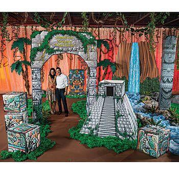 Mayan Fantasy Theme Kit Mayan Theme Kit Mayan Theme