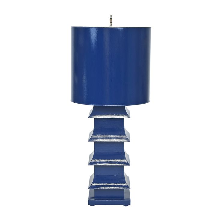 25+ Best Ideas About Navy Lamp Shade On Pinterest