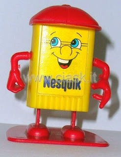 Mr Nesquik