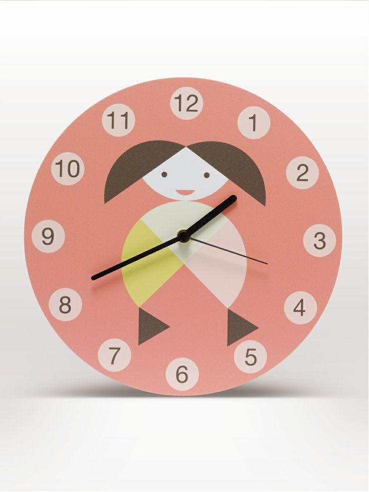 Frida Rosa / clocks / lavmi