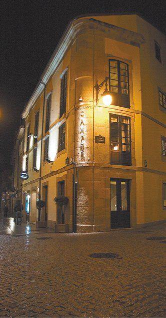 Restaurante Campos. Lugo, España