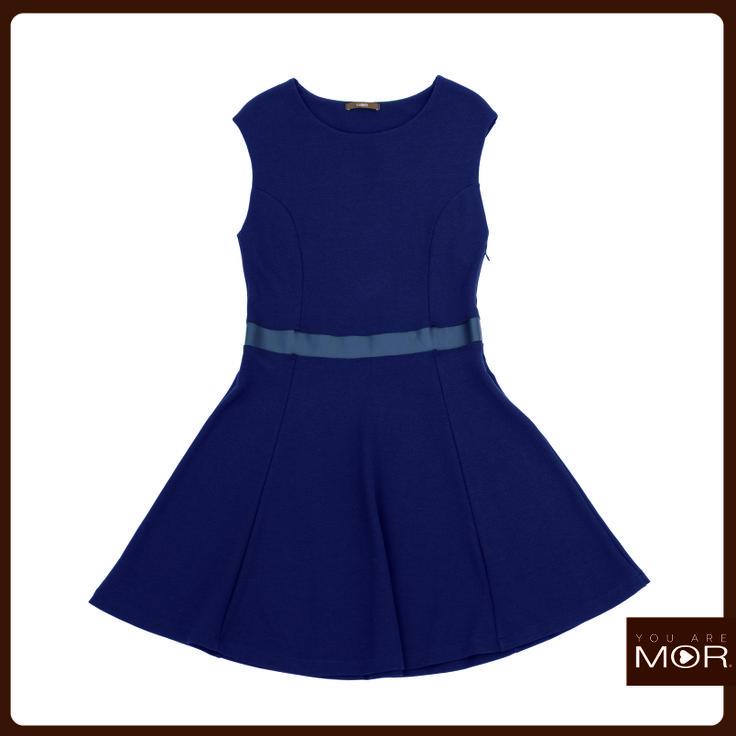Vestido azul Cód. 42195 / Precio $49,990 *Hecho en España