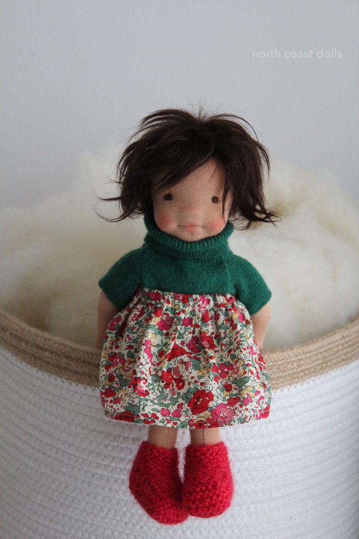 Miss Messy by North Coast dolls