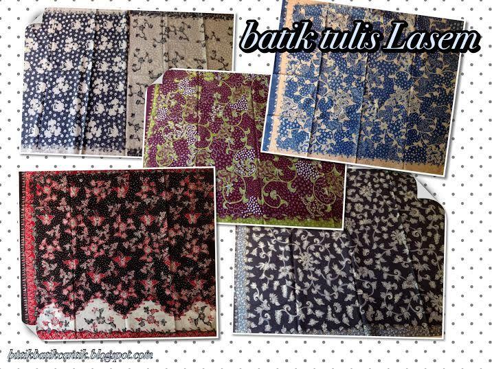 New Collection of Batik Lasem
