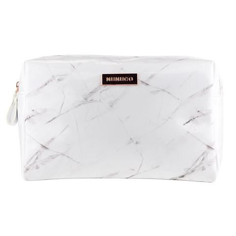 Marble make up bag by NUNUCO® #makeupbag #nunucodesign