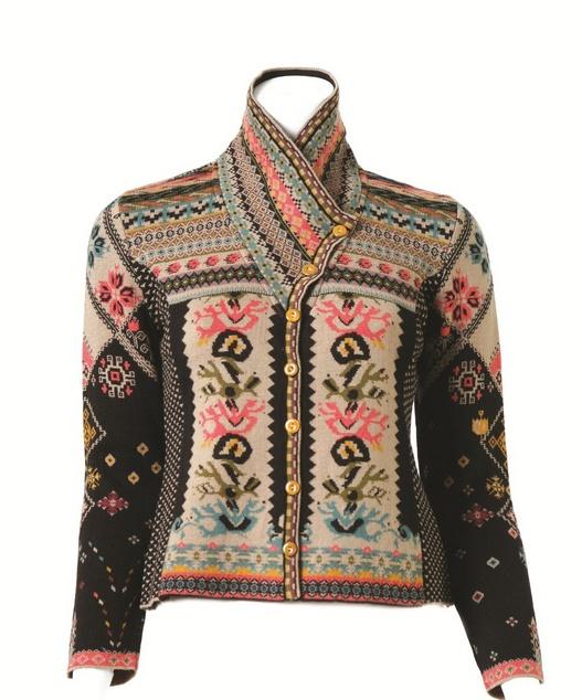 Beautiful jacquard sweaters