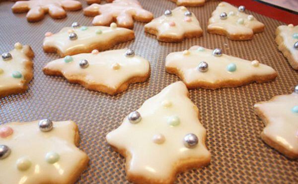 Como fazer biscoitos para o Natal