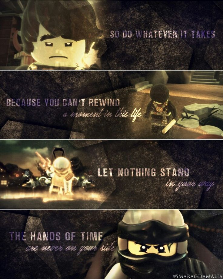 • #LEGO #NINJAGO  • #Cole #S7 [ If today was your last day by Nickelback ] #lyrics   My Edit, hope you'll like it
