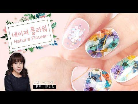 (ENG CC) 에스닉스톤 네일아트 /Ethnic Stone Nail Art   POLARIS - YouTube