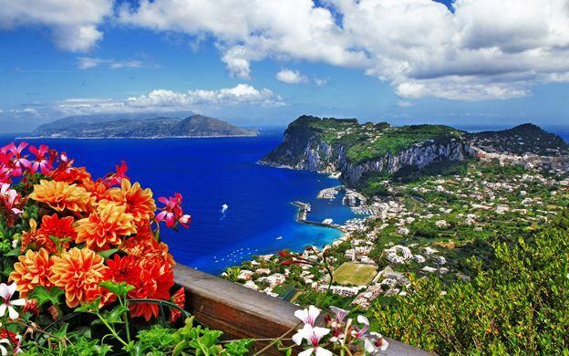 Capri Tour from Rome - Capri Tours 164.00 USD PP