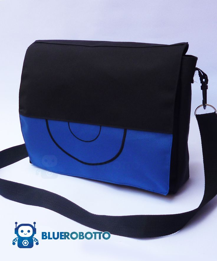 Pokemon bag inspired in the male trainer from Pokemon X & Y