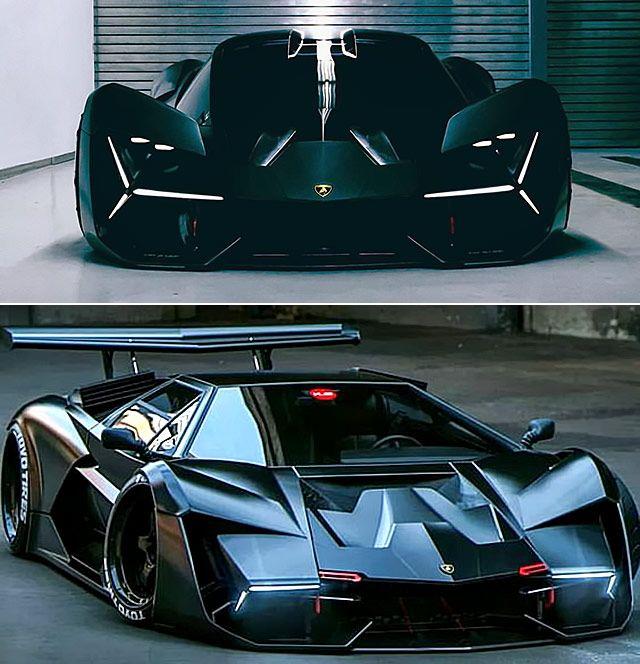 Dream Car Lamborghini Terzo Millennio Sportcars Supercars