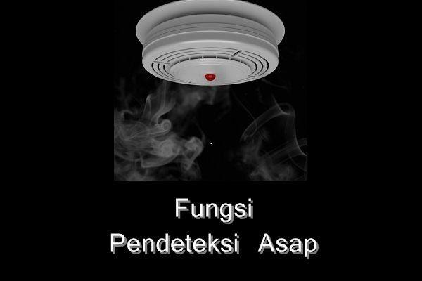 Ini dia fungsi dari pendeteksi asap -->  http://patigeni.com/fungsi-pendeteksi-asap/ #SmokeDetector #FireSystem