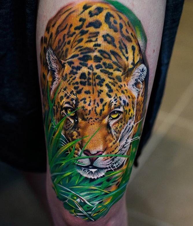 Jaguar Tattoos Tattoo Insider In 2020 Jaguar Tattoo Tattoos Jaguar