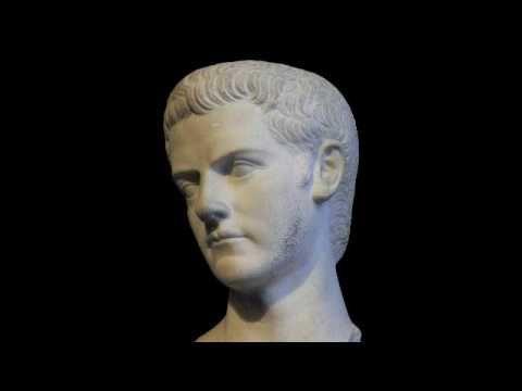 Новости: Римский император Калигула (рассказывает историк Н...