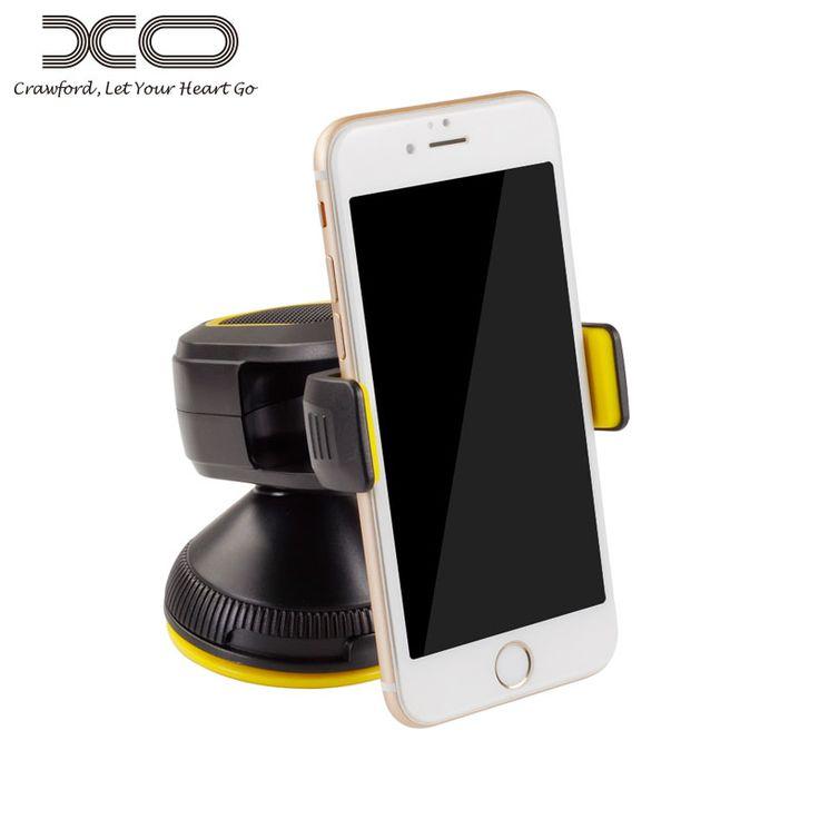 XO Brand Universal Car Dashboard Mount Holder phone car holder Adjustable 360 Rotation Stand For iPhone Samsung SmartPhone GPS