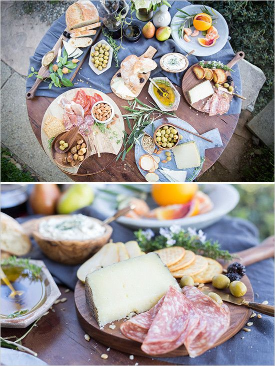 25 best ideas about wedding appetizer table on pinterest for Appetizer decoration