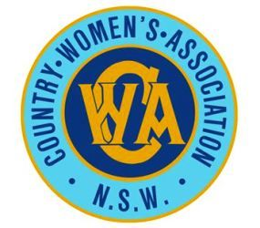 CWA Handicraft Fair • country women's association NSW logo • country women's association CWA Australia recipes