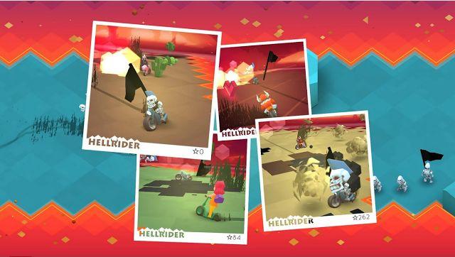 ► http://www.siberman.org/2015/06/hellrider-android-apk-indir.html  Hellrider, android cihazlarınızda ücretsiz olarak oynayabileceğiniz oldukça başarılı bir yapıya sahip ve zor görevlerin sizi beklediği eğlenceli motosiklet oyunu. Zorlu motosiklet parkurlarından oluşan Hellrider oynunda basit kontroller ile oyuna hemen odaklanarak keyfini çıkarabileceksiniz. Basit fakat şık bir görünüme sahip Hellrider oyununda birbirinden farklı çılgın karakterleri ile motosiklet oyunu oldukça eğlenceli…