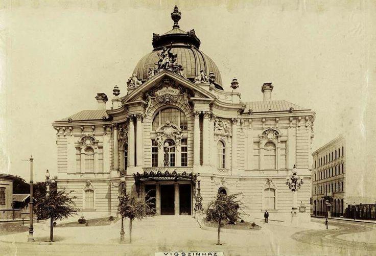 Vígszínház,1896.