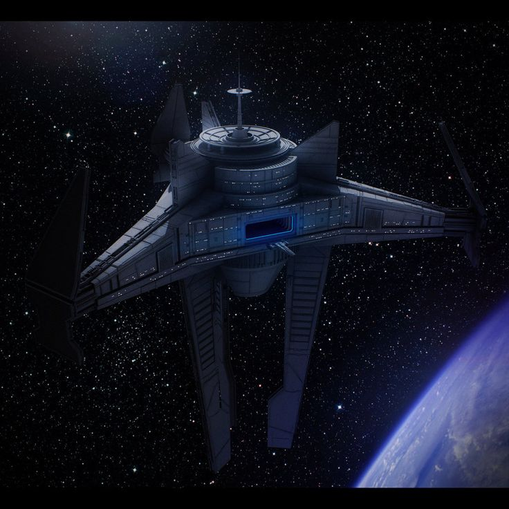 science fiction space stations - photo #10