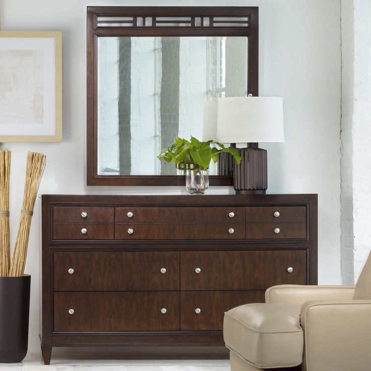 The Ludlow Collection By Hooker Furniture Stands Out With Its Walnut Veneer  Material.