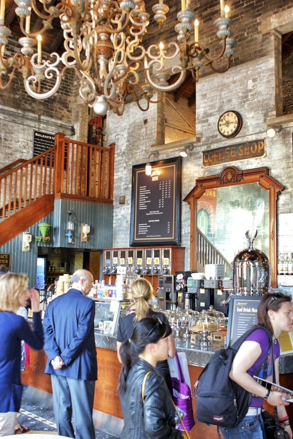 Balzac Caffee is one of Toronto's best coffee shops. Find it in the Distillery District.