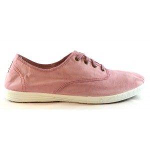 Natural World Sneakers Ingles Rosa