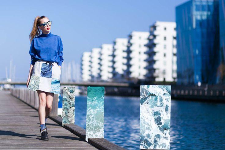 :: feeling the blues :: print edit from www.nemesisbabe.dk