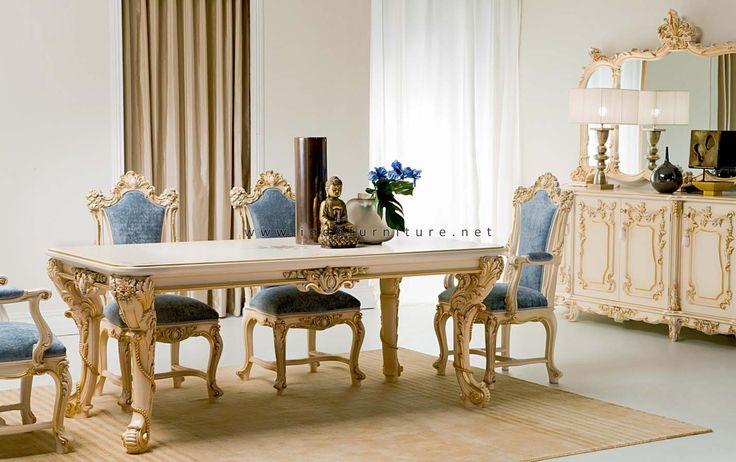 Alexandra_Furniture Set Ruang Makan