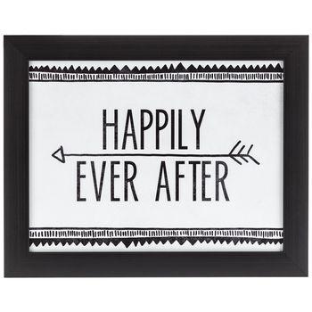 Happily Ever After Framed Art