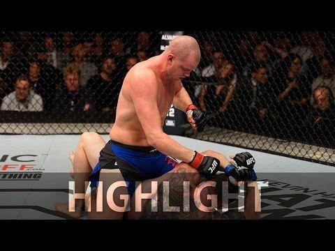 MMA Stefan Struve vs. Daniel Omielańczuk   UFC 204 Highlights