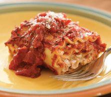 Cheesy Lasagna Roll-Ups