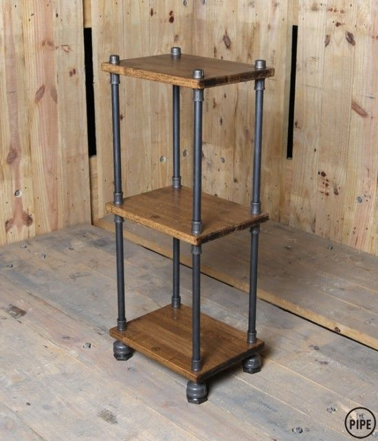 Black Pipe Kitchen Island: 213 Best Plumbing Pipe Furniture Images On Pinterest