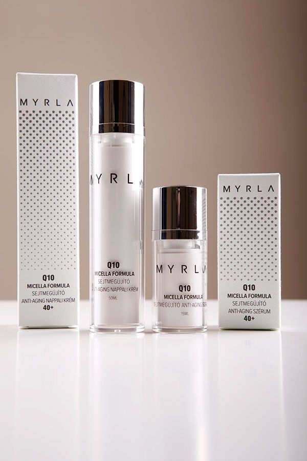 MYRLA - brand new professional product line. on Packaging Design Served