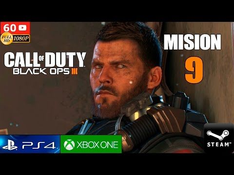 http://callofdutyforever.com/call-of-duty-gameplay/call-of-duty-black-ops-3-campana-completa-mision-9-gameplay-espanol-pc-1080p-60fps-ps4-xboxone/ - Call of Duty Black Ops 3 Campaña Completa | Mision 9 Gameplay Español PC 1080p 60fps | PS4 XboxOne  Call of Duty Black Ops 3 Campaña Completa Español Lista de Reproducción COD Black Ops III:https://www.youtube.com/playlist?list=PLcNU_oH-wkJ-kAShV5Mp37TW-vTUD1-p3 ☛ Comprar Juegos PC Baratos: http://www.instant-gaming.com/i