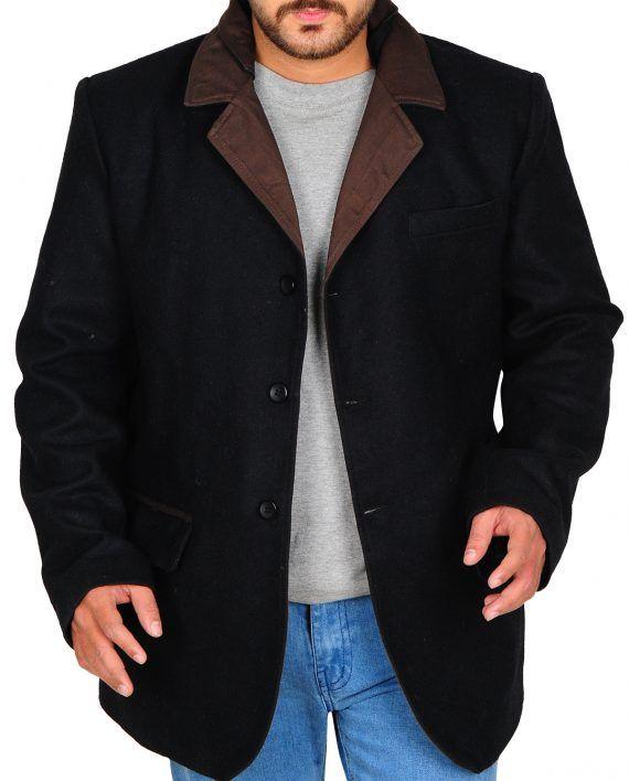Blood & Oil Series Hap Briggs Elegant  Coat
