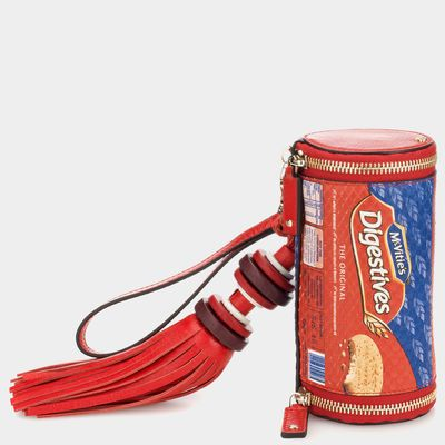 Anya Hindmarch Autumn Winter 2014, Digestives Clutch