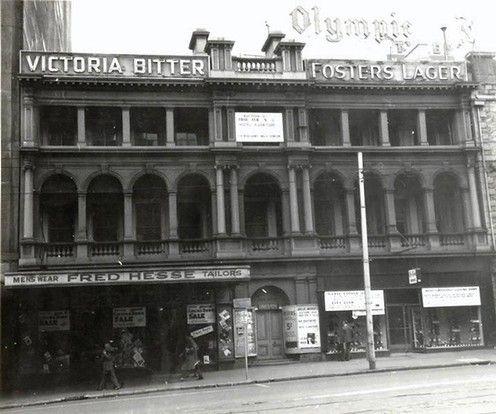 Port Phillip Club Hotel, 232 Flinders Street. Originally a 26-room house built…