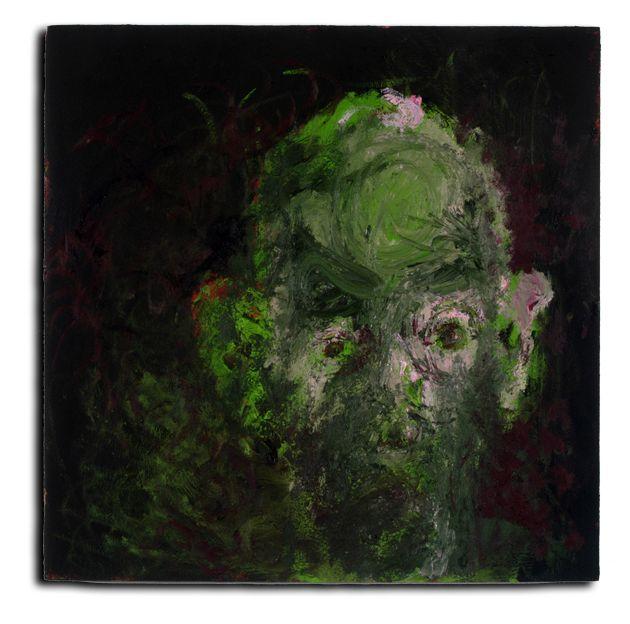 Henk Hage Zelfportret als Rembrandt als de apostel Paulus, 2004