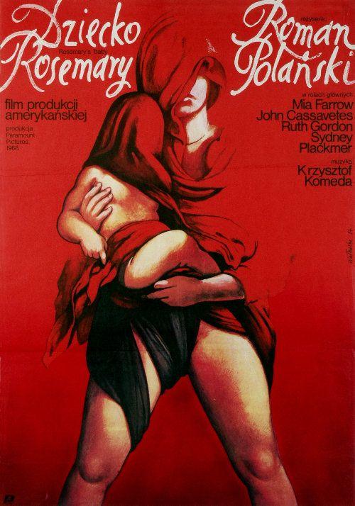 Rosemary's Baby - Polish Movie Poster