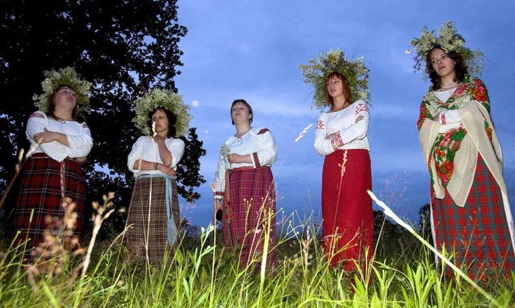 Belarus // Kupalle National Holiday