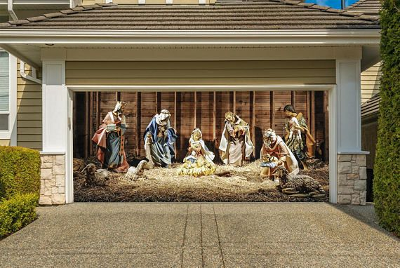 Best 25+ Outdoor nativity scene ideas on Pinterest
