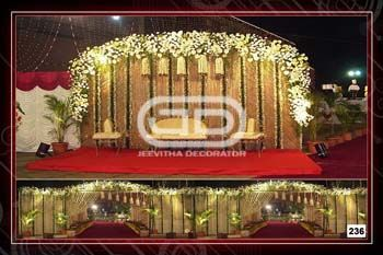 Marriage/Stage Decoration