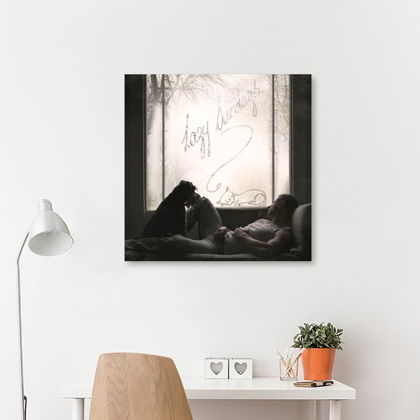 Discover «Lazy Sundays», Numbered Edition Canvas Print by Marius Els - From $49 - Curioos