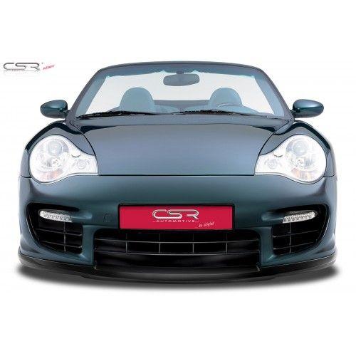 CSR - Porsche 911 / 996 02-06 Facelift Fiberflex Front Bumper | Mad Motors