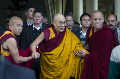 Dalai Lama: China's reaction to my Arunachal visit is normal: Dalai Lama | India News - Times of India