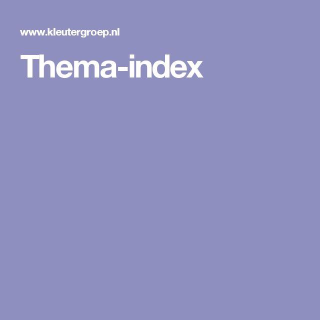 Thema-index